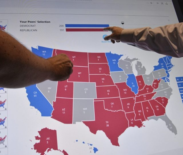 Take The Political Party Quiz To Find Out Where You Fit