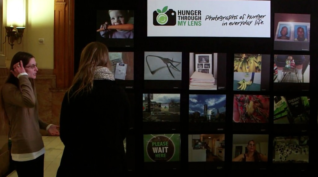 Hunger Through My Lens: Photographs of Hunger in Everyday Life