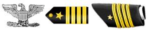 Insignias of Captain