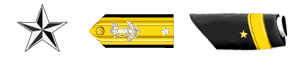 Insignias of Lower Admiral