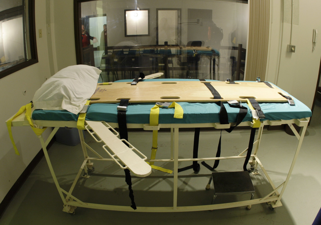 america and the death penalty Over 1,000 state prisoners are on death row in america today a justice department official recently said that many of them are exhausting their appeals and that we.