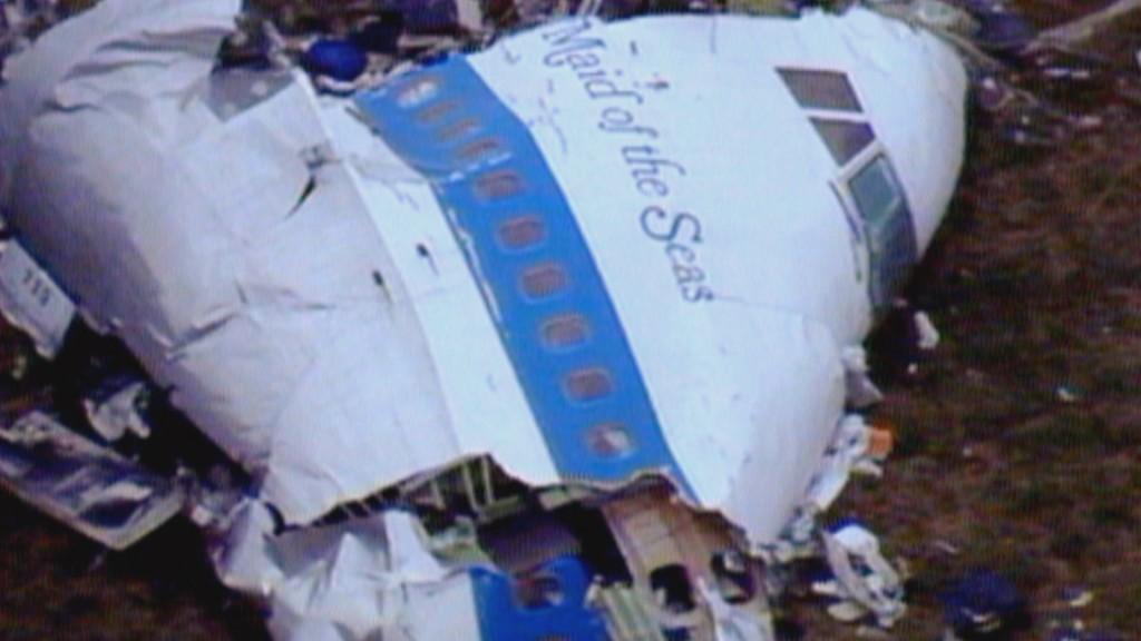 Pan am flight 103 wreckage book