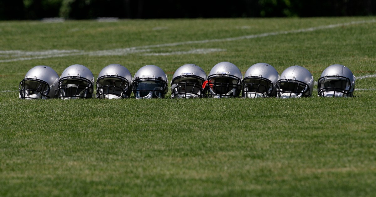 NFL Helmet Manufacturer Warned On Concussion Risk | League of Denial