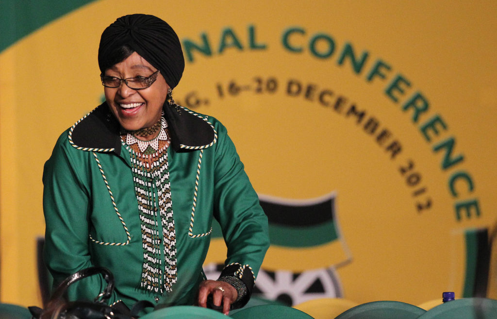 Apartheid's Most Hated Figure — Winnie Madikizela-Mandela