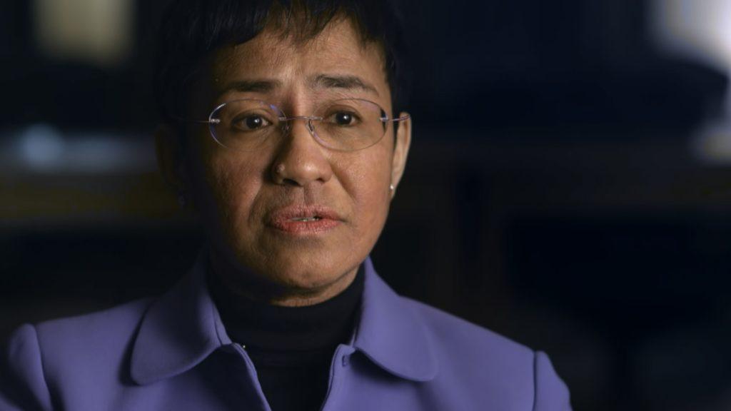 "Press Advocates Call Arrest of Filipina Journalist Maria Ressa ""Politically Motivated"""