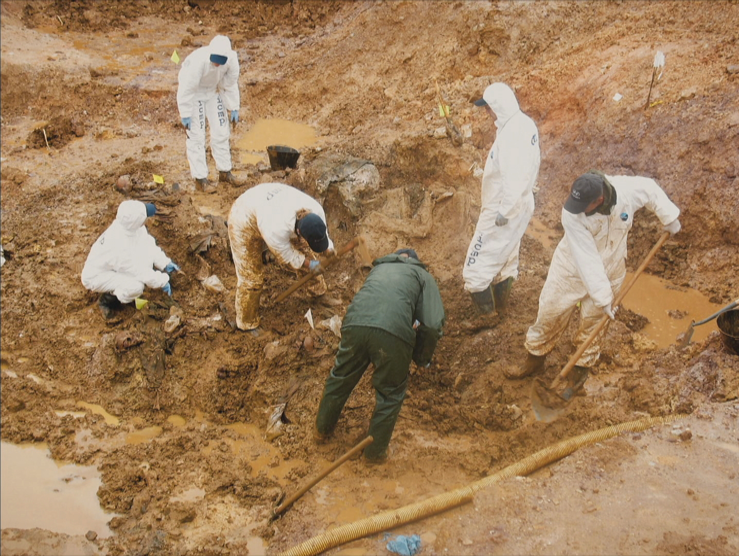 tomasica mass grave
