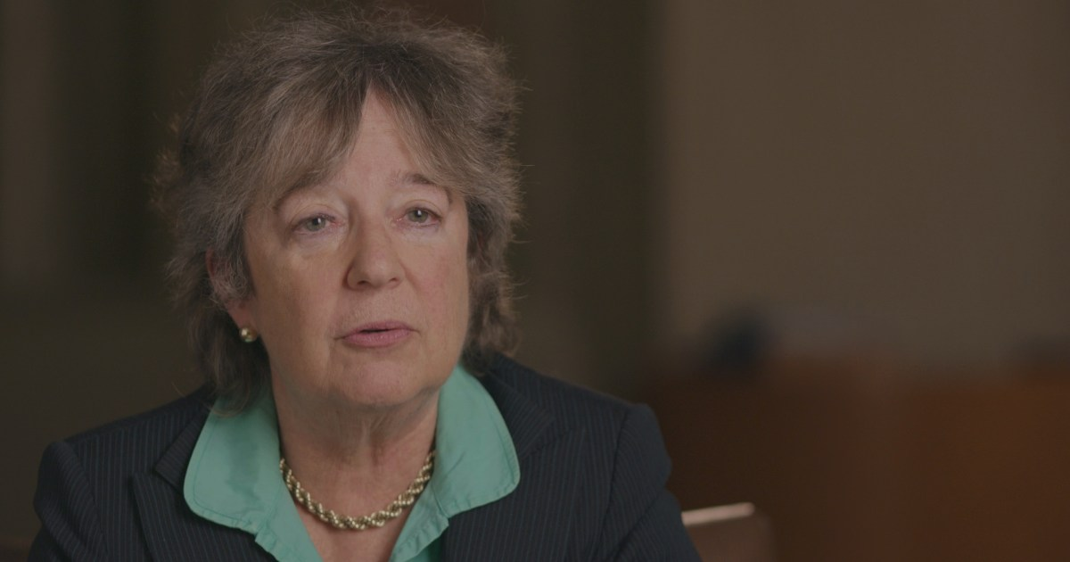 The Frontline Interview Nan Aron Frontline Pbs Official Site