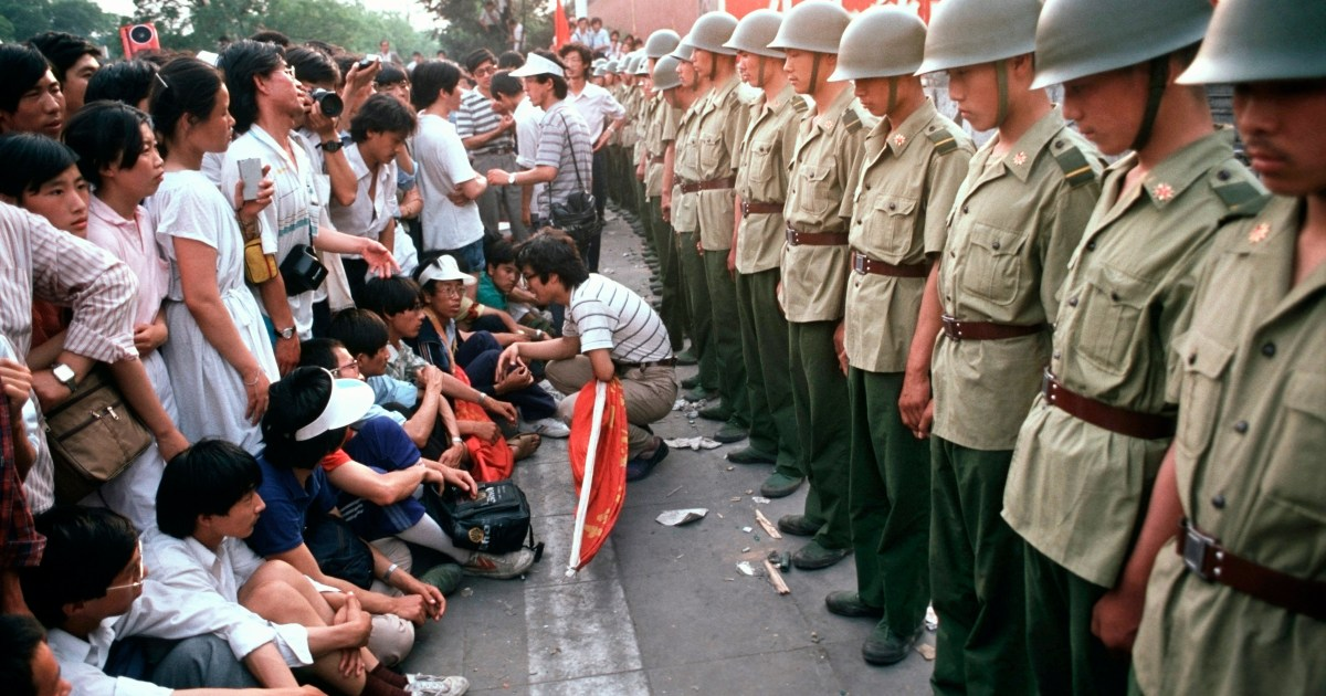 The 30th Anniversary of Tiananmen Square Marked by Repression ...