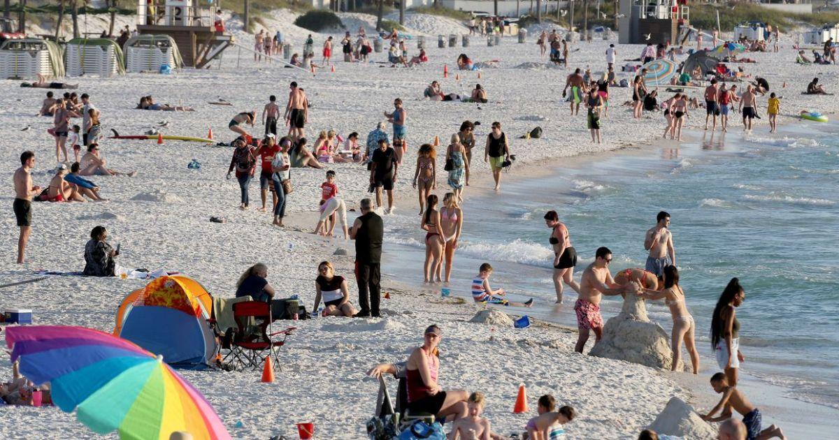 Florida Lagged Behind Dozens of States on Coronavirus Restrictions