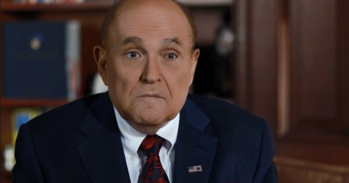 The Frontline Interview Rudy Giuliani Frontline Pbs Official Site