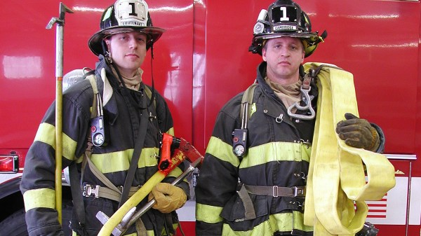 NOVA - Official Website   Outfitting Firefighters