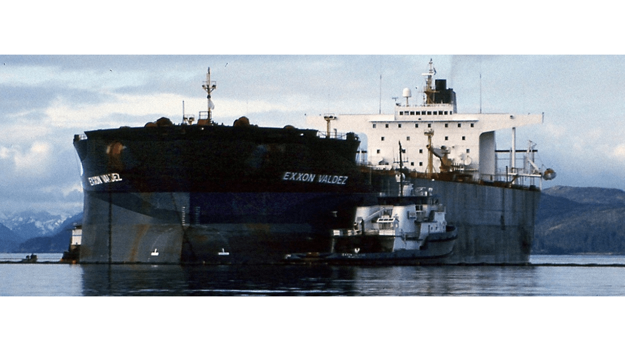 Image result for exxon valdez
