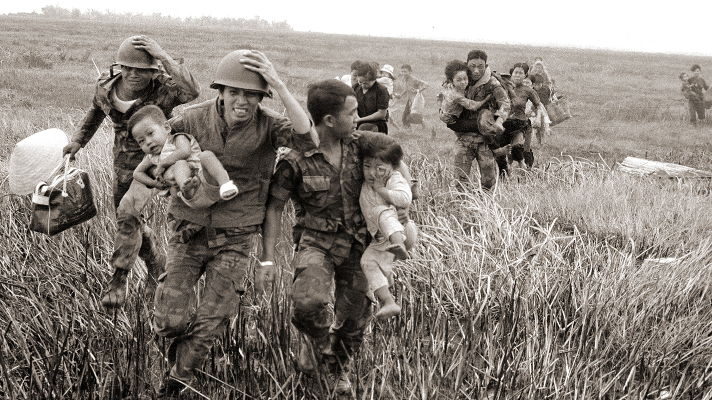 The Vietnam War The Weight Of Memory