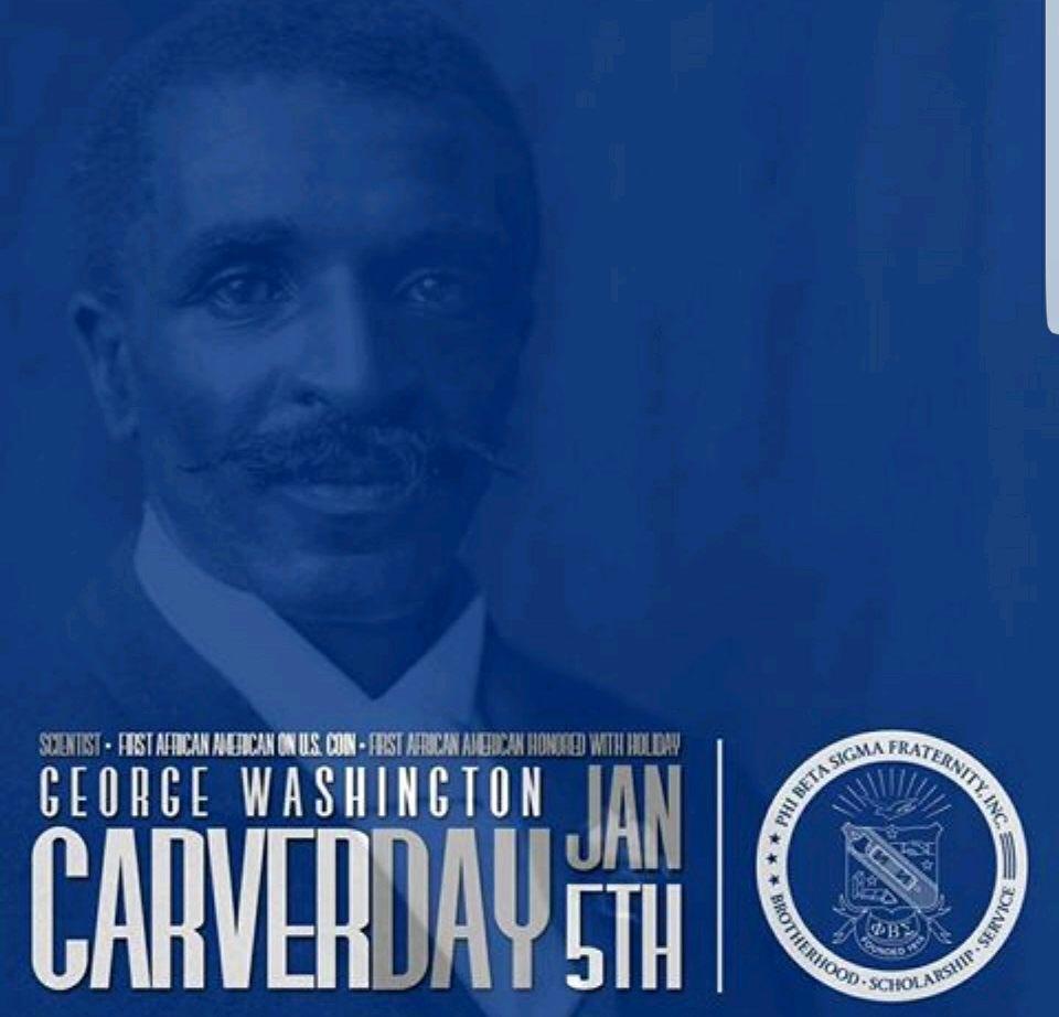 George Washington Carver Day Celebrated