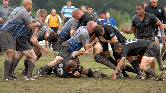 The Basic Rugby Rules (1)