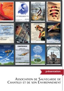 brochure de présentation ASCE