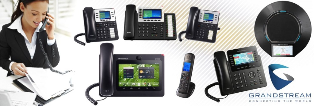 Grandstream IP Phone Abu Dhabi
