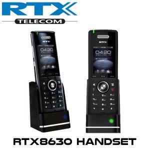 RTX8630-DECT-HANDSET