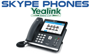 Yealink-Skype-For-Business-Phone