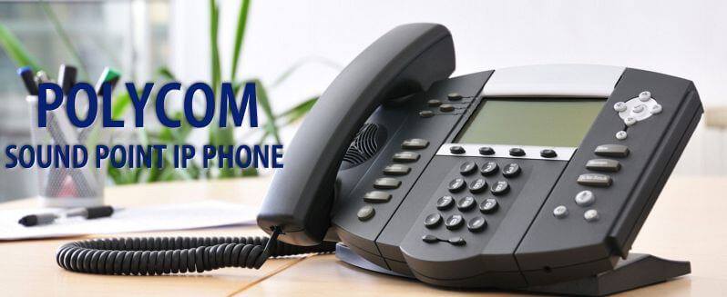 Polycom Sound Point IP Phone UAE