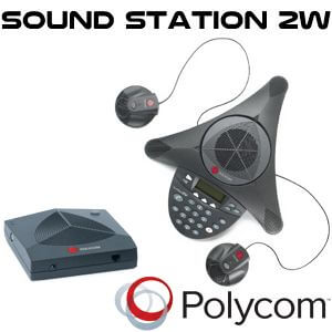 Polycom-Soundstation-2w-conference-phone-DUBAI-UAE