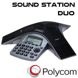 Polycom-Soundstation-Duo-conference-phone-DUBAI-UAE