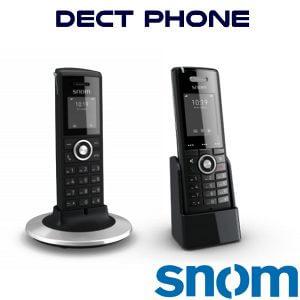 SNOM-DECT-PHONE