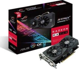 AMD Asus Radeon Rog Strix RX 560 Gaming OC