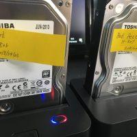 BUFFALO ネットワークHDD LINKSTATION(RAID0)LS-WXL/R1データ復旧