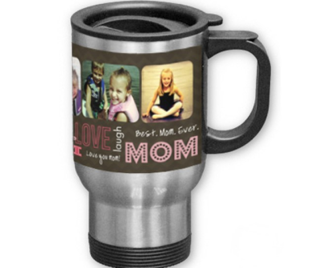 Custom Designer Template Photo Travel Coffee Mug