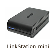 LinkStation mini