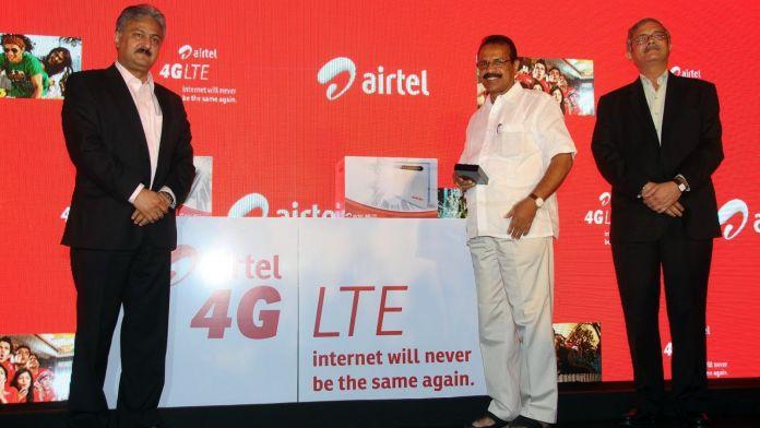 Bharti Airtel 4G