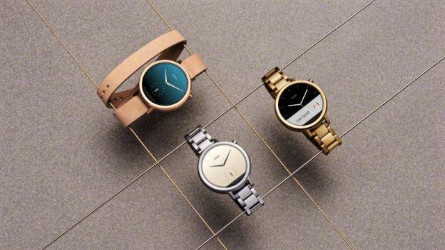 Motorola Moto 360 (2nd Gen) smartwatch