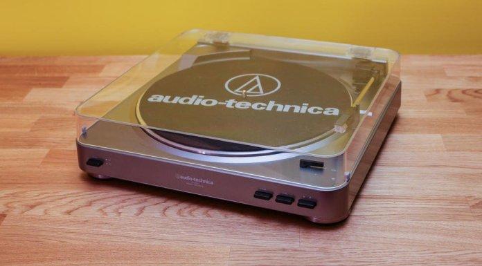 Audio-Technica AT-LP60-BT Pc-Tablet Media