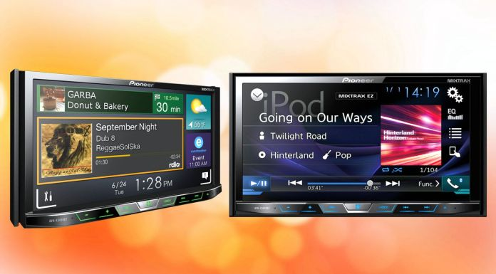Pioneer India unveils new range of touchscreen AV players