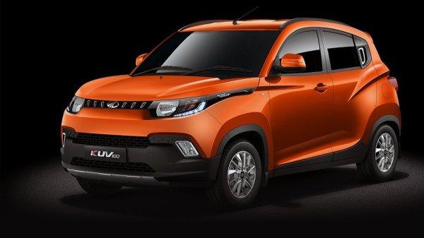 Mahindra SUV K100