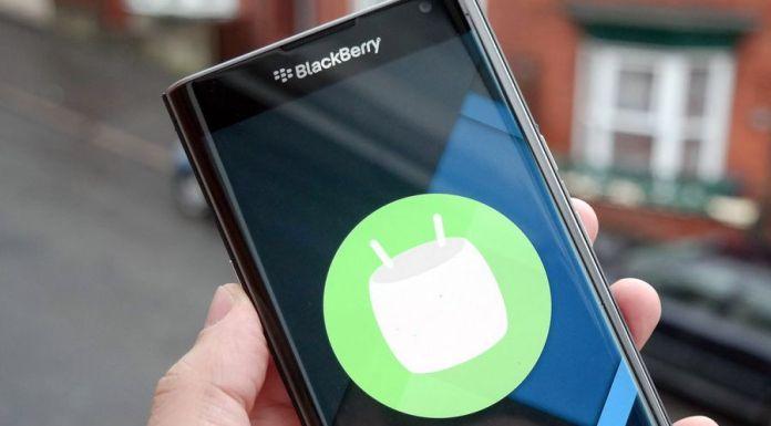Android Marshmallow Beta for BlackBerry PRIV