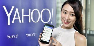 Yahoo Messenger app