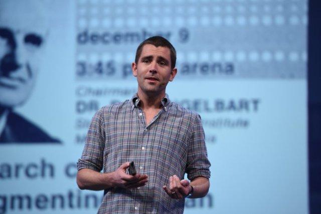 Chris Cox at F8 Developer Conference 2016