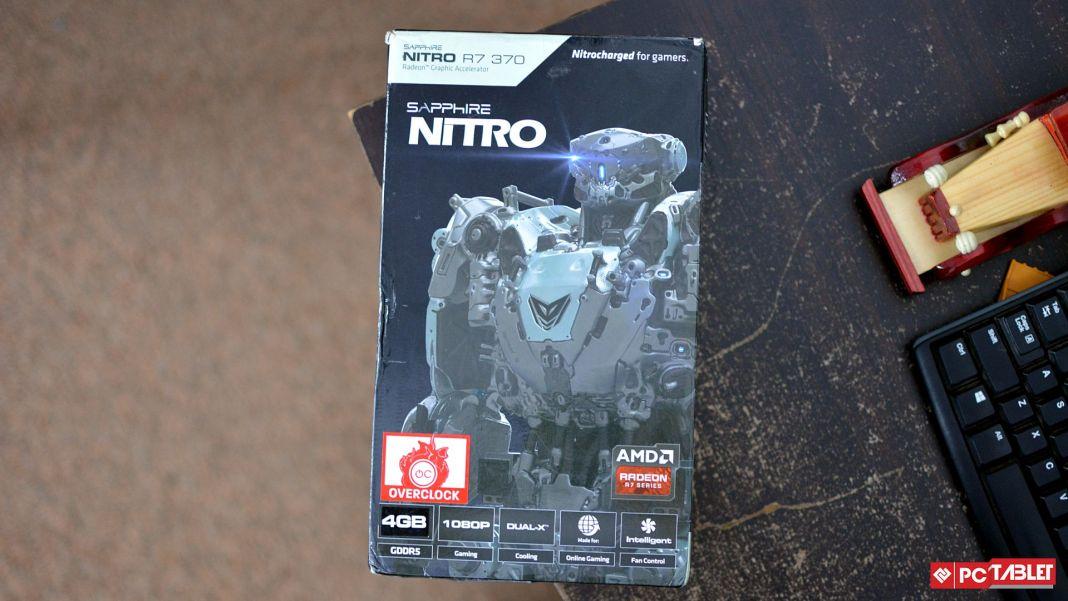 Sapphire Nitro R7 370 Review
