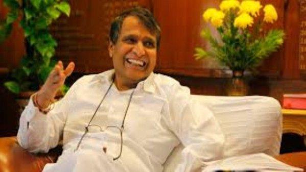 Suresh Prabhu free wifi