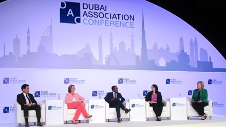 PCAAE represented in 1st Dubai Association Conference