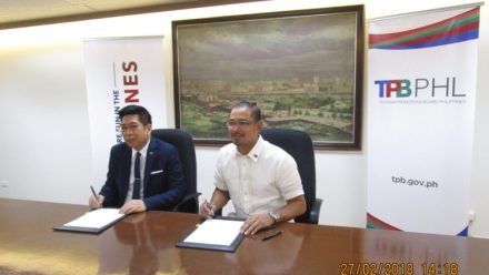 TPB, PCAAE sign MOA, boost cooperation
