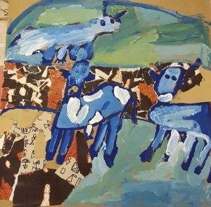 Peter Clarke Art Centre Artwork