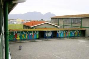 Mural mountain