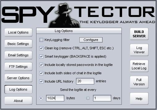 spytector