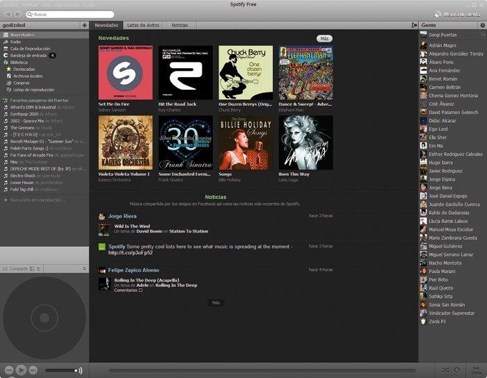 Servicios de música en streaming opina