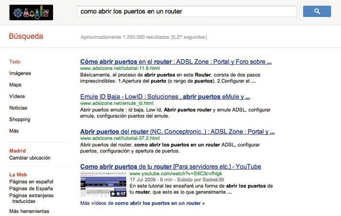 Algoritmo Google Guía 1