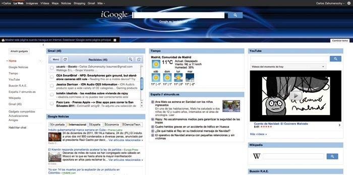 Algoritmo Google Guía 7