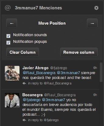 Twitter con TweetDeck y HootSuite 5